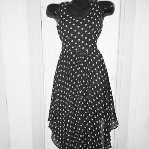 💙 Polka Dot Diva Dress